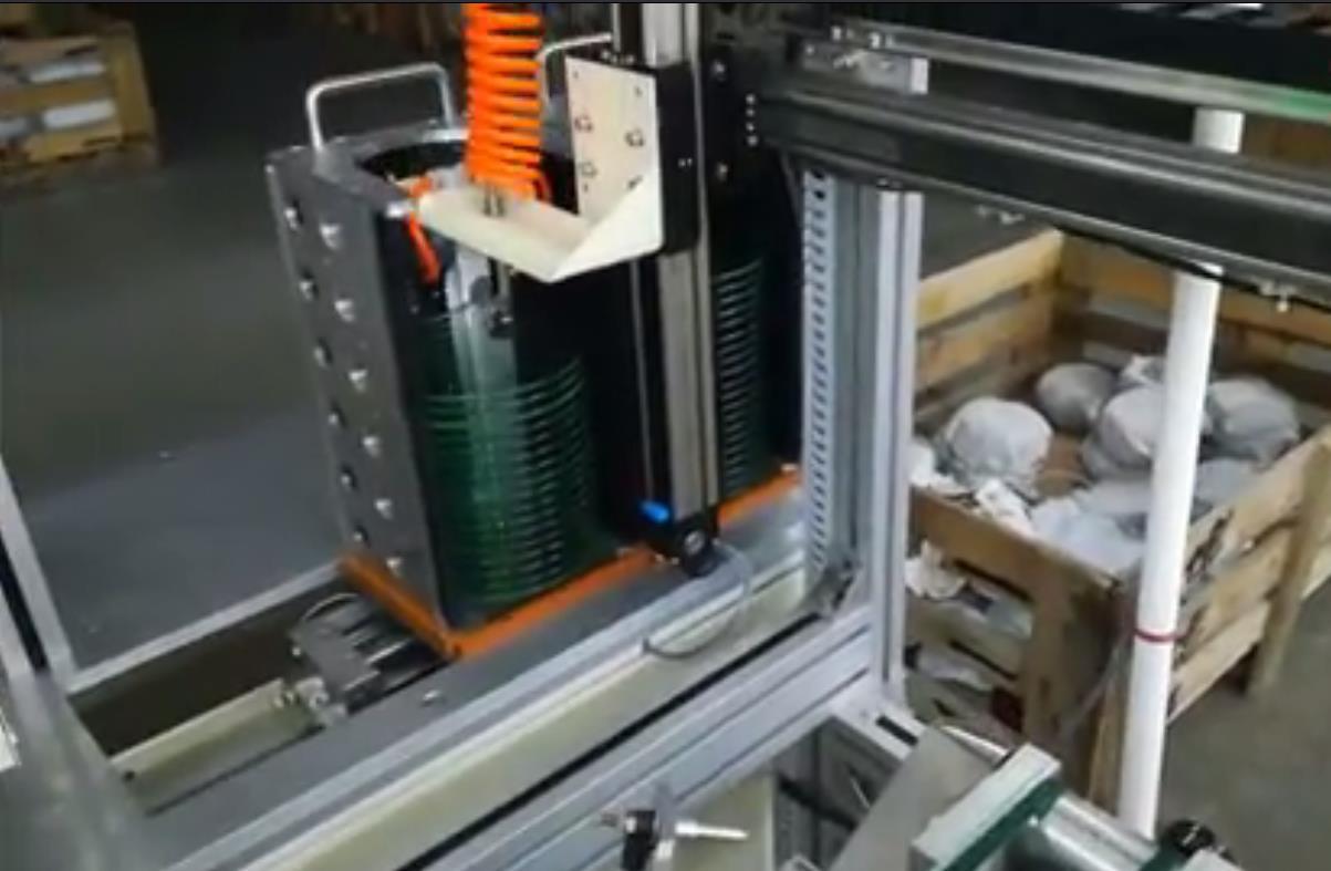 点胶组装线 自动螺丝机