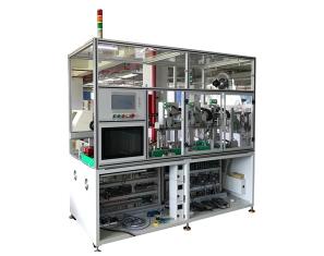 焊锡检测生产线